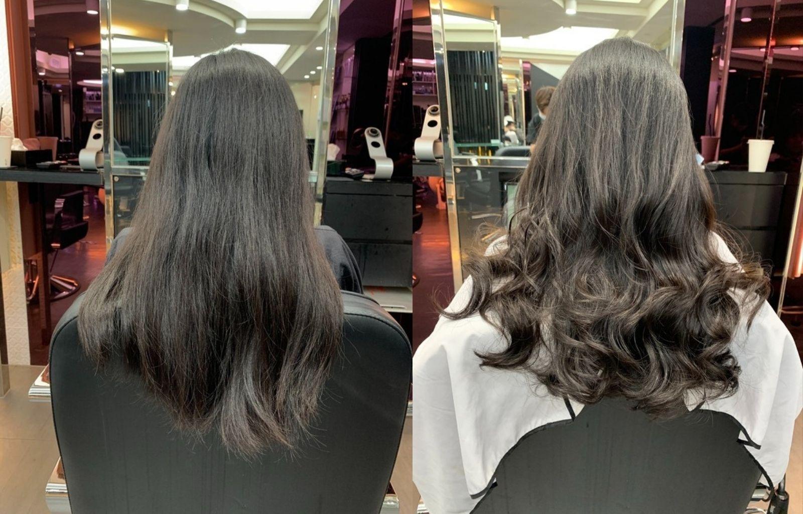 LUSSO HAIR 師大2店燙髮