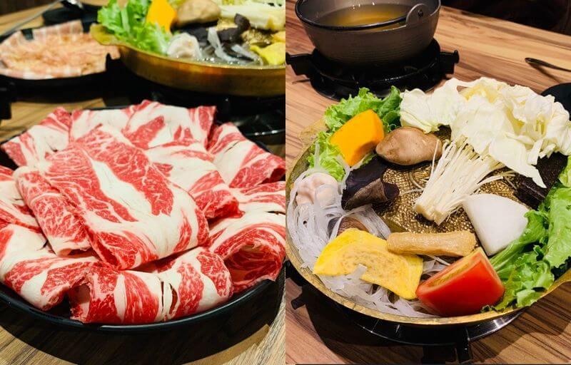 咕咕咕嚕昆布火鍋銅盤烤肉大安店