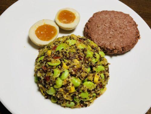 素食肉、藜麥食物營養又美味,食品展的蘭揚食品!