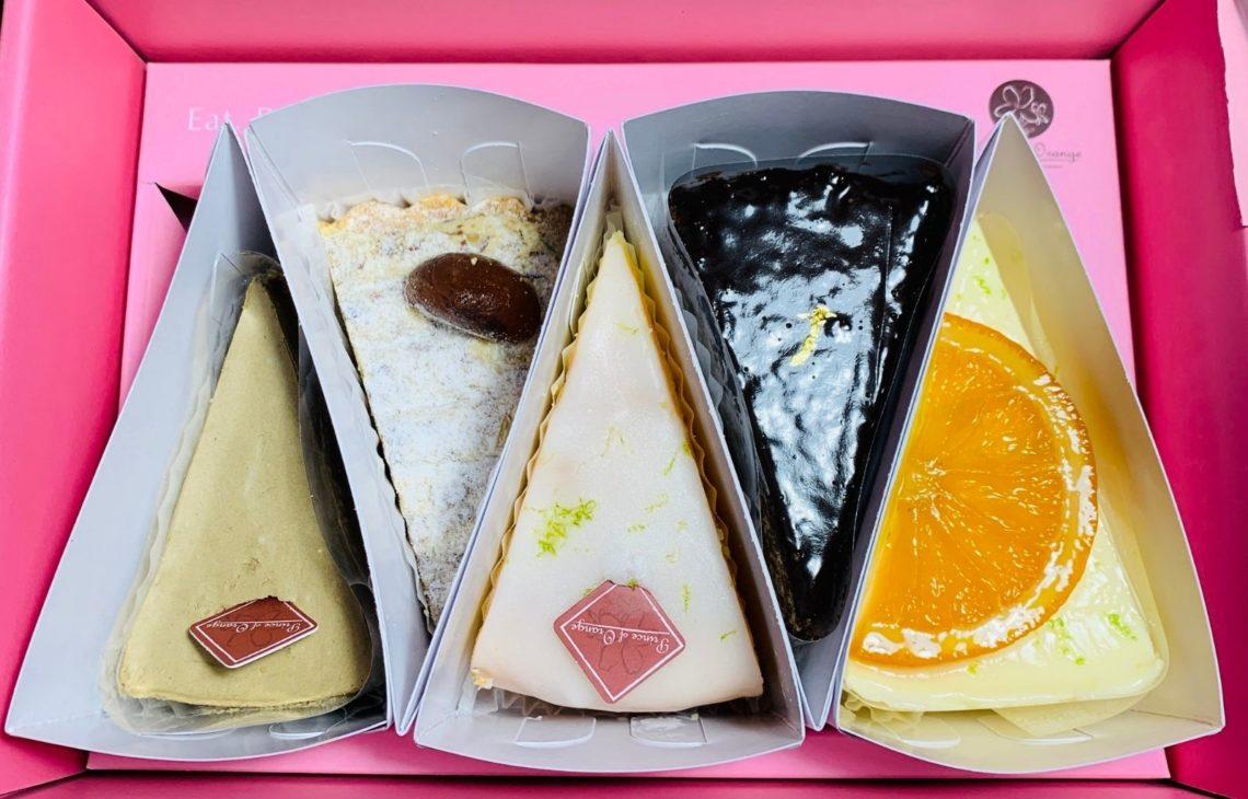 夢幻蛋糕派對盒開箱